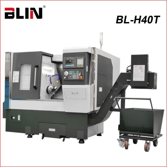 Horizontal CNC Lathe Machine with Competitive Price (BL-H40T/TC/TY)