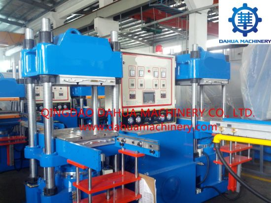 Compression Molding Vulcanizing Rubber Mould Press Machine with Ce Certificate