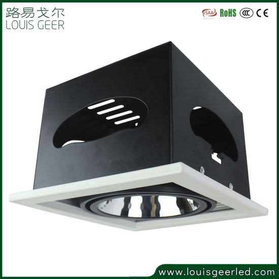 Famous Brand LED Shop Lights Driver 12W Screwfix Spotlights LED Light COB LED Downlight Commercial Lighting Fixtures Spot LED Dimmable with 5 Years Warranty