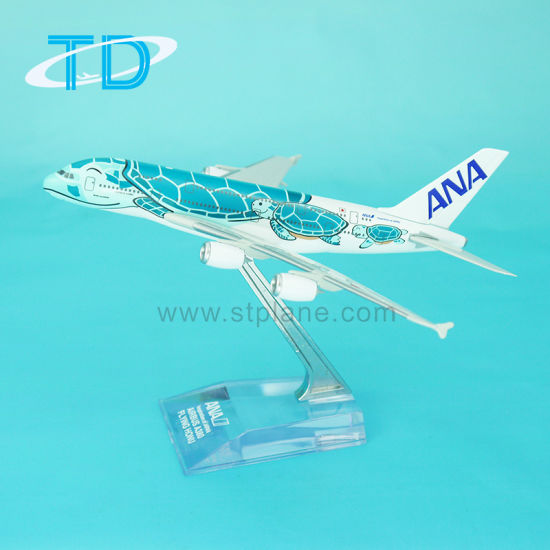Ana A380 Scale 1: 500 14.5cm Aviation Model Gift pictures & photos