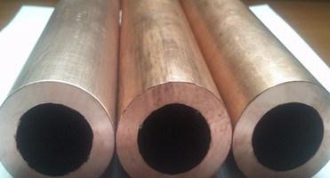 C10100 C10200 C11000 99.9% Pure Brass Copper Round Tube Copper Pipe Price