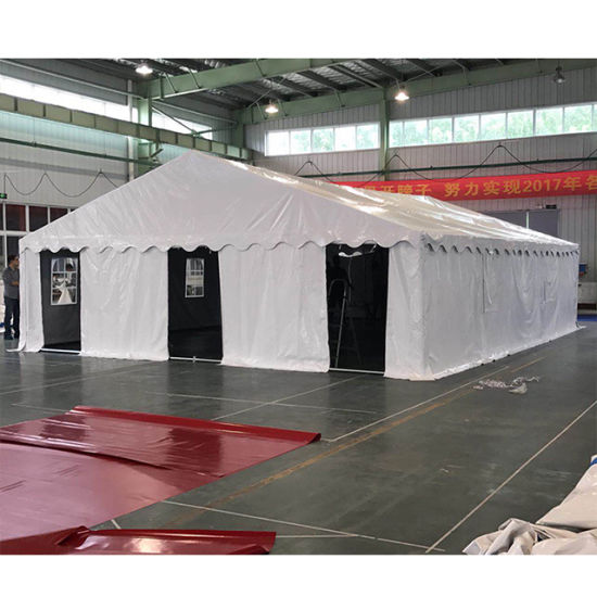 8*20m Big Steel Frame Party Tent