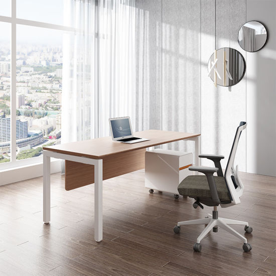 China Modern Style Computer Desk Home Office Furniture Bench Workstation Desk China Office Furniture Computer Desk