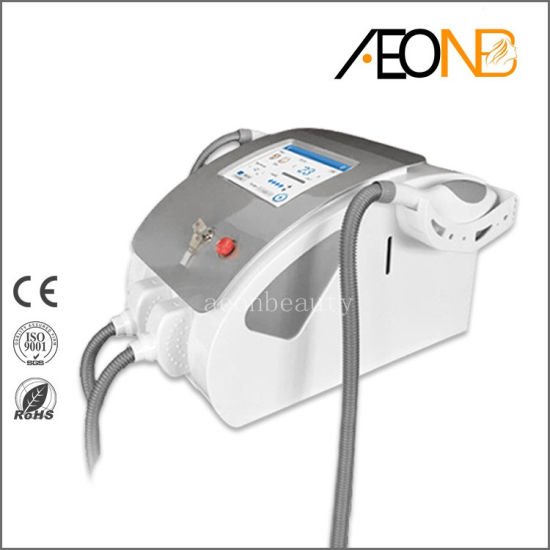 High Quality Portable Opt Shr IPL Hair Removal Multifunction SPA Beauty Machine pictures & photos