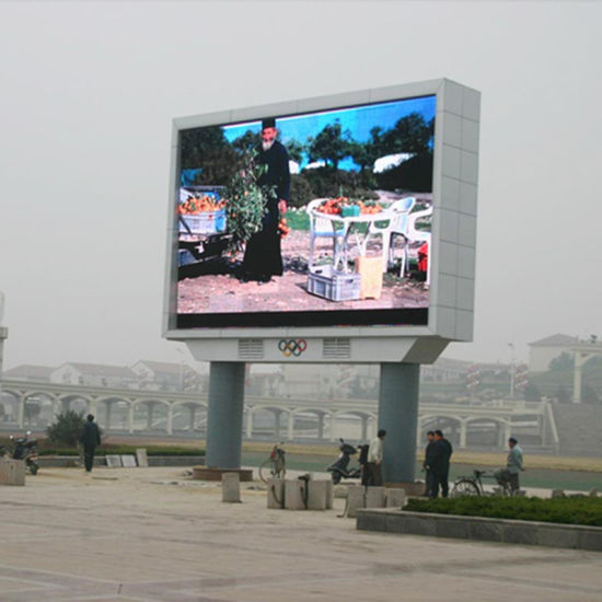 Hot Sale Advertising Screen P6 P8 P10 P16 Outdoor LED Large Screen Display