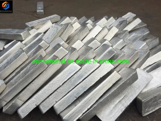 High Quality Magnesium Ingot Pure 99.98%