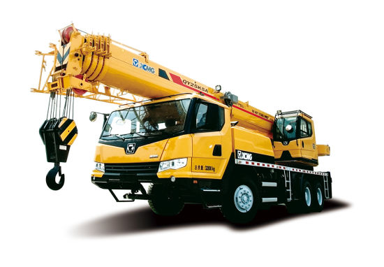 25 Ton XCMG Mobile Truck Crane Qy25K5a Price