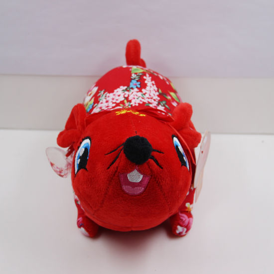 China Mouse Pets Soft Plush Toys Speak Talking Sound Record Hamster Educational Doll Toys for Kids Christmas Gifts