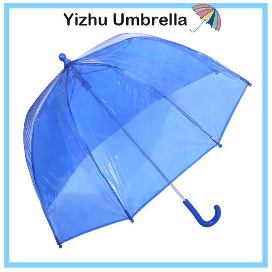 """Kids Clear Bubble Umbrella, Transparent Umbrella, 38"""" Canopy (YZ-20-70)"""