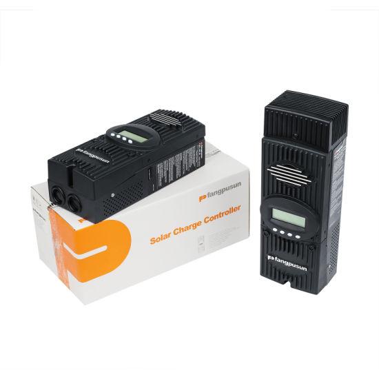 12V 24V 36V 48V 60V LiFePO4 Battery Solar Charge Controller MPPT 60A 80A