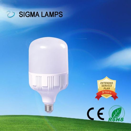 Sigma T Tube Culumn LED Light Bulbs for Cage Poultry
