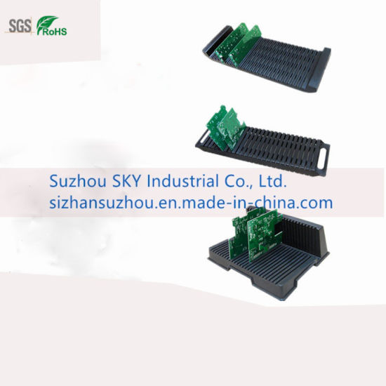 Anti-Static PCB Circuit Board Storage Strip Tray