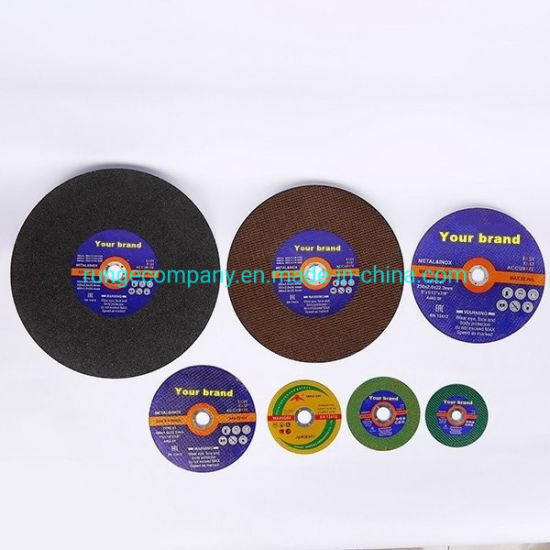 T41 Angle Grinder Abrasive Polishing Grinding Flap Cutting Disc for Metal/Inox MPa, BSCI