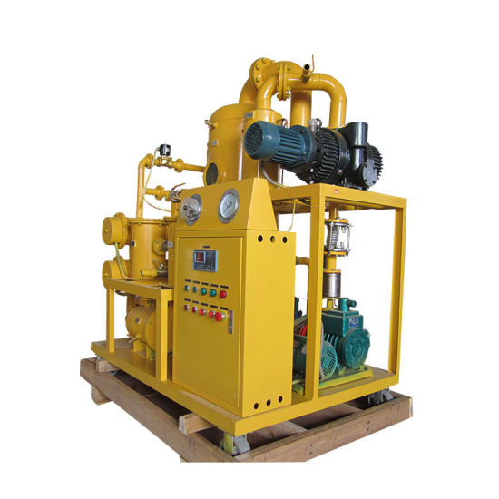 Transformer Oil Filtration and Insulation Oil Purifier with Vacuum Oil Purification Equipment