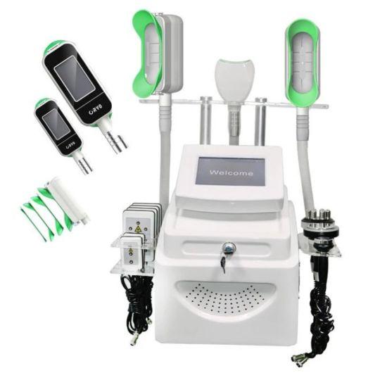 He Best Lipo Cold Fat Freezing 360 Cryolipolysis Slimming Machine