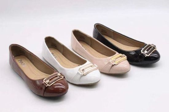 Fashion Lady Ballet Style Shoes Popular