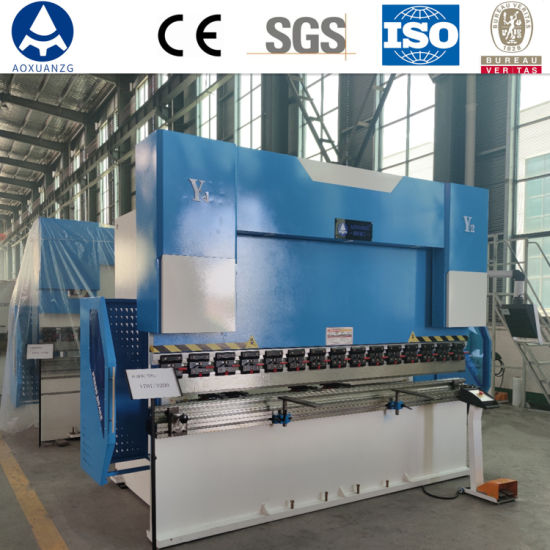 Best Quality 4+1 Axis Sheet Metal Hydraulic Press Brake with Da53t System