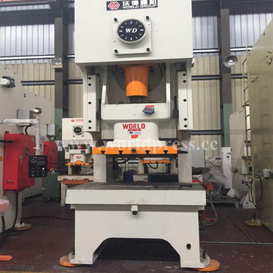 China Jh21-80 C Frame High Performance Power Press Machine - China ...