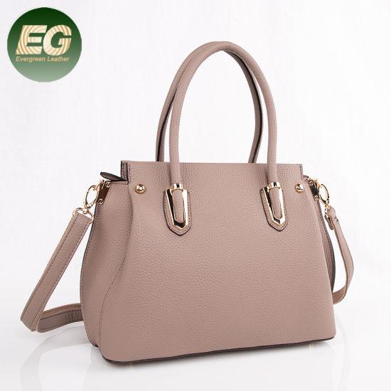 Classical PU Leather Women Handbag Big Size Tote Bags Wholesale Sh500