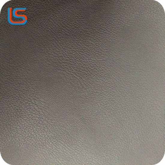 Professional Synthetic Leather Manufactorer in Wuxi, Semi PU Sofa Leather pictures & photos