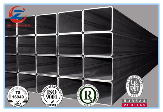 Best Price for Square and Rectangular Hollow Section Tube for Construction pictures & photos