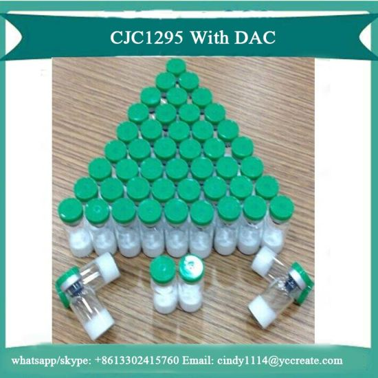 Peptides Cjc-1295 with Dac Safe Shipping Guarantee pictures & photos