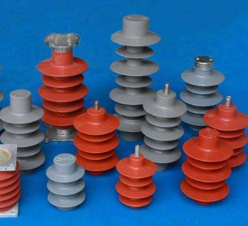 Htv Silicone Rubber Material 60 Shore for Making Electric Composite Insulators Bushings Lightning Arresters
