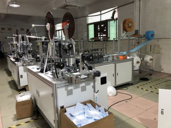 Automatic Mask Making Machine Full Automatic Face Mask Machine