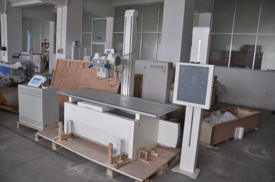 Factory Price high Frequency 200mA/500mA X-ray Equipment for Medical Diagnosis Mslhx04 pictures & photos