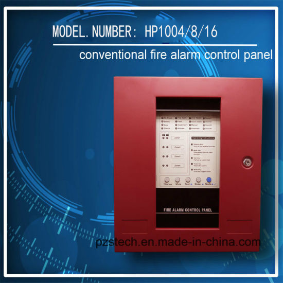 Conventional Fire Alarm Control Panel Fire Alarm System pictures & photos