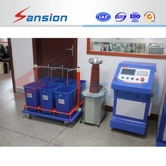 Insulation Boot Glove Pressure Leakage Current Testing Equipment Safety Tools Dielectric Hipot Test Set