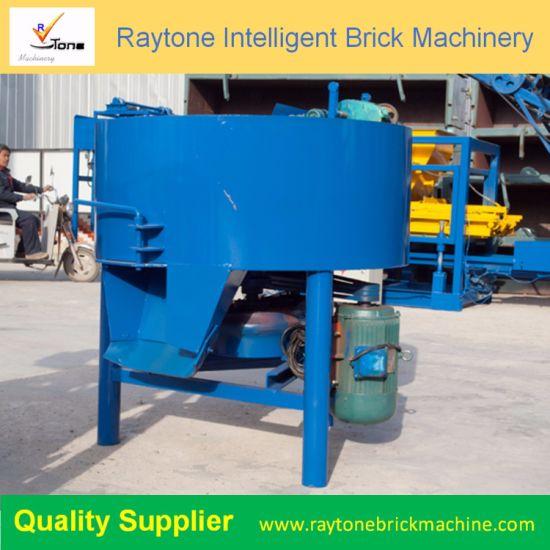 Low Investment Qt40-2 Interlocking Paving Stone Block Making Machine