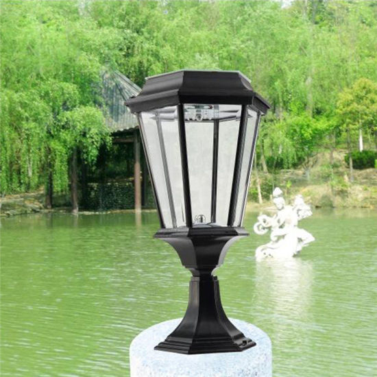Solar Garden Light China: China Landscape Light For Solar LED Pillar Light Outdoor
