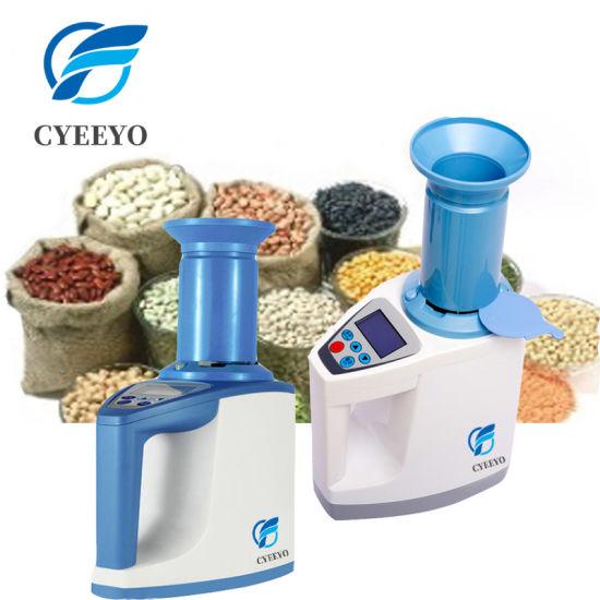 Portable Cocoa Bean Beans Digital Multifunctional Grain Moisture Meter Tester