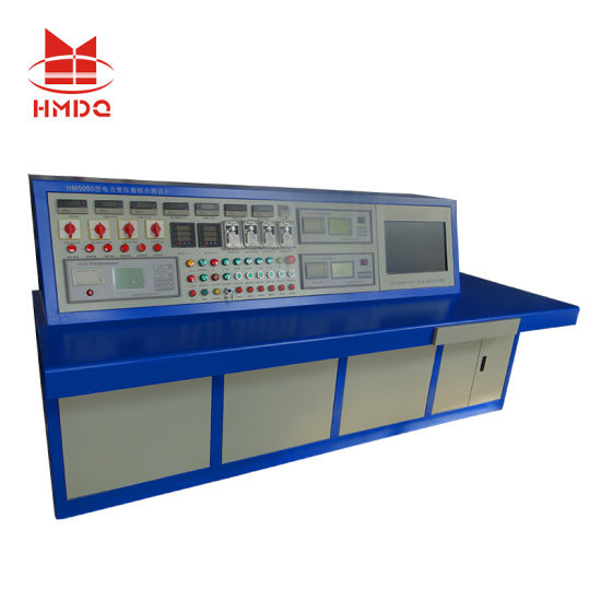Full Automatic Electrical Transformer Test Bench / Test Instrument pictures & photos