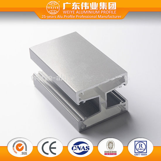 China Hot Sale Natural Anodizing Thermal Break Aluminum Profile for ...