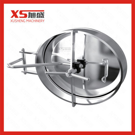 Stainless Steel Sanitary Oval Manway Door with Inwards Opening  sc 1 st  Wenzhou Xusheng Machinery Industry and Trading Co. Ltd. & China Stainless Steel Sanitary Oval Manway Door with Inwards Opening ...