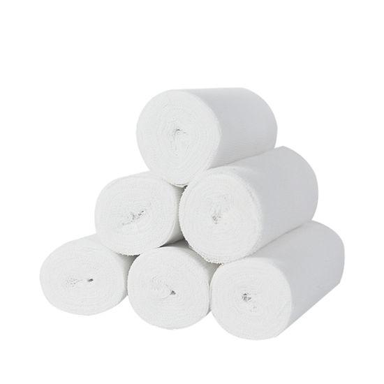 Medical Supply Non Woven Cotton PBT Gauze Easy Tear Self Adhesive Adhesive Elastic Cohesive Bandage China Cohesive Bandage, Elastic Bandage