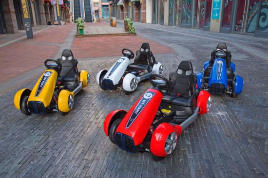 Children Mini Motor 4wheel Toy Baby Electric Go Karts