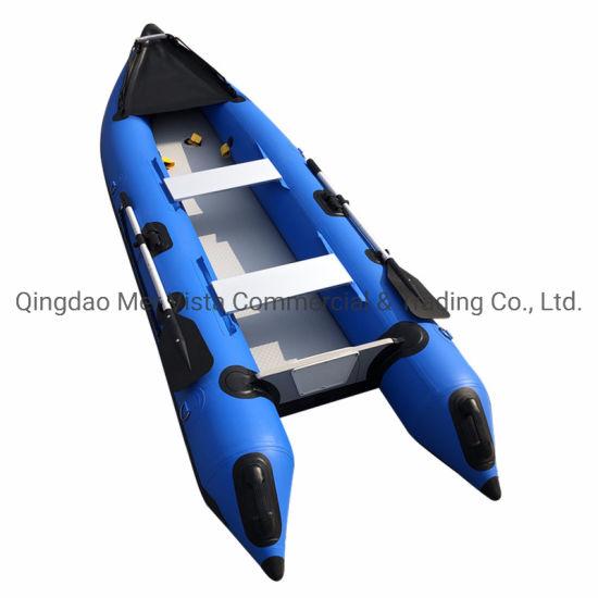 400 Foldable Inflatable Fishing Kaboat Canoe