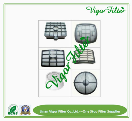 HEPA Filter for House and Commercial Vacuum Cleaner pictures & photos