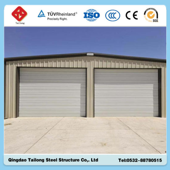 Construction Low Cost Warehouse Steel Building pictures & photos