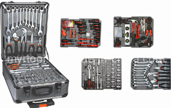 New-188PC Tool Set with Aluminium Case (FY188A) pictures & photos