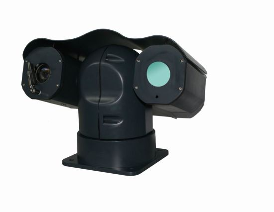 2.2km Detection 50mm Lens Thermal Imaging PTZ CCTV Camera pictures & photos