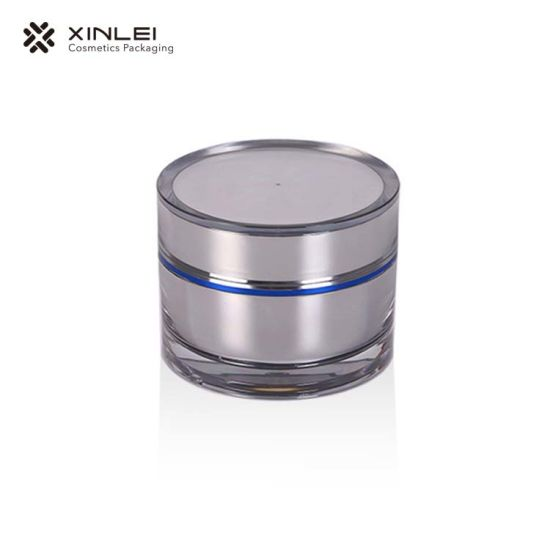 15g Typical Round Acrylic Cosmetic Packaging for Eye Cream