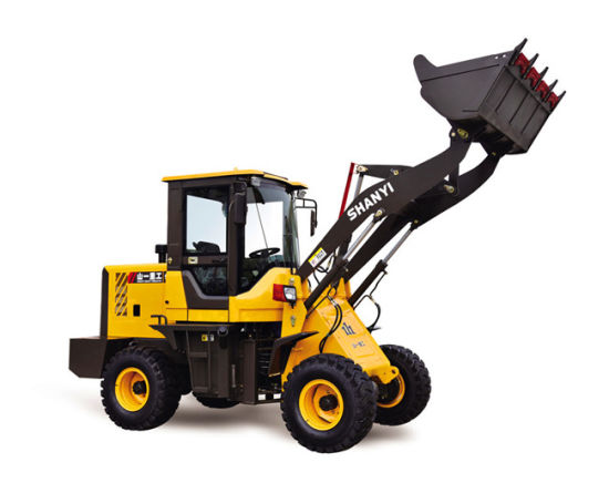 Zl918 Wheel Loader for Sale with Competitive Price