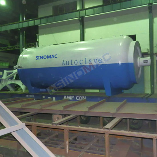 Steam Heating Autoclave for Laminated Glass Production (SN-BGF2650) pictures & photos