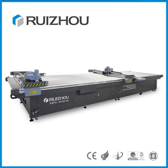 Vibration Knife CNC Fabric Cutting Machine Cutter machinery