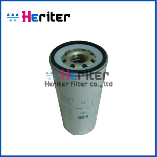 Lb11102/2 Mann Air Compressor Air Oil Separator Filter pictures & photos