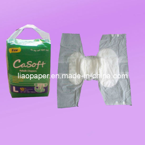 New Adult Nappy, Adult Diaper, Adult Pad (Disposable) pictures & photos